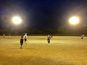 ソフトボール部